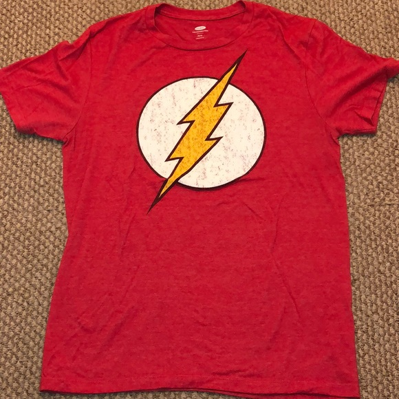2a735dd77 🔴 3 for $20! The Flash t-shirt
